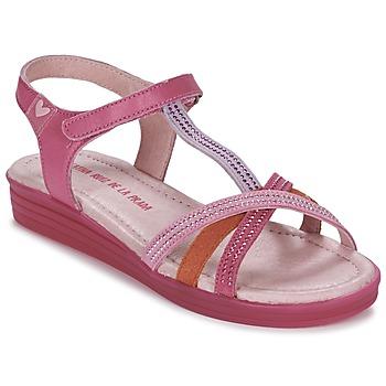 Sapatos Rapariga Sandálias Agatha Ruiz de la Prada BINETTE Rosa