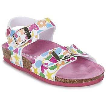 Sapatos Rapariga Sandálias Agatha Ruiz de la Prada BIDOU Multicolor