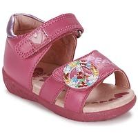 Sapatos Rapariga Sandálias Agatha Ruiz de la Prada BOUTICHEK Rosa