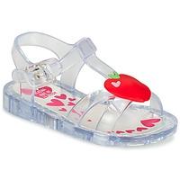 Sapatos Rapariga Sandálias Agatha Ruiz de la Prada BOULINETTE Branco