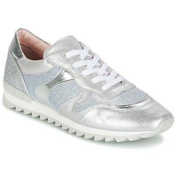 Sapatos Rapariga Sapatilhas Unisa DAYTONA Prateado