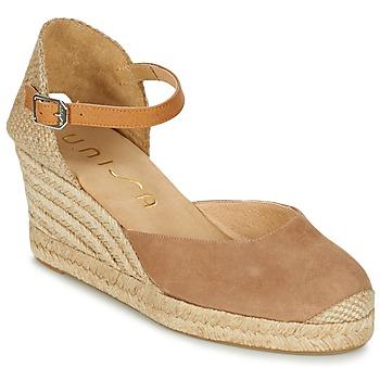 Sapatos Mulher Sandálias Unisa CACERES Castanho