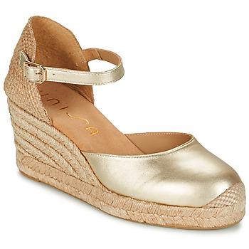 Sapatos Mulher Sandálias Unisa CACERES Prateado