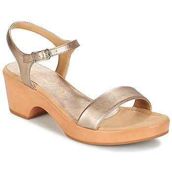 Sapatos Mulher Sandálias Unisa IRITA Prateado