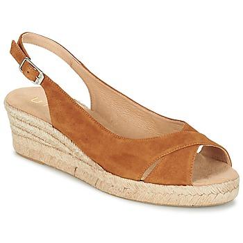 Sapatos Mulher Sandálias Unisa CAMPI Camel
