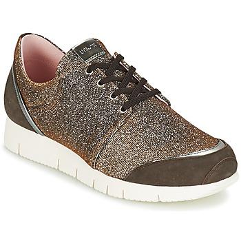 Sapatos Mulher Sapatilhas Unisa BOMBA Prata