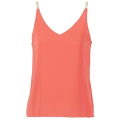 Textil Mulher Tops / Blusas Betty London GUENIA Coral
