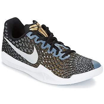 Sapatos Homem Sapatilhas de basquetebol Nike MAMBA INSTINCT Preto / Branco