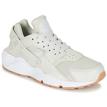 Sapatos Mulher Sapatilhas Nike AIR HUARACHE RUN SE W Cinza