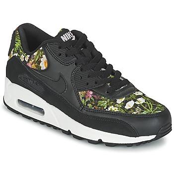Sapatos Mulher Sapatilhas Nike AIR MAX 90 SE W Preto