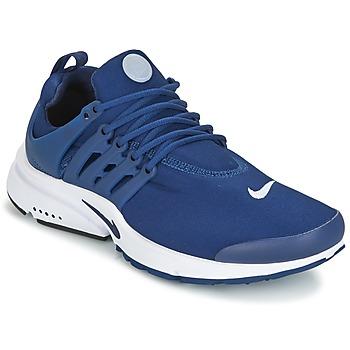Sapatos Homem Sapatilhas Nike AIR PRESTO ESSENTIAL Azul