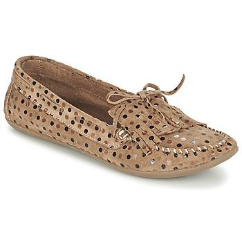 Sapatos Mulher Mocassins Ippon Vintage MOC POINTS Toupeira