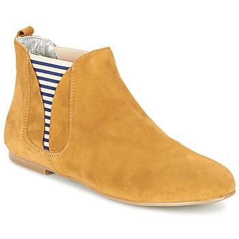 Sapatos Mulher Botas baixas Ippon Vintage SUN FLYBOAT Safran