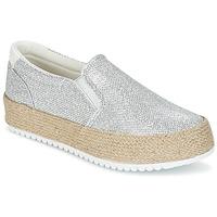 Sapatos Mulher Slip on MTNG MAREN Prata