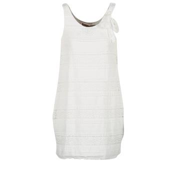 Textil Mulher Vestidos curtos Desigual KERASO Branco