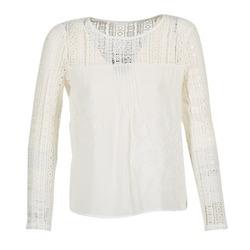 Textil Mulher Tops / Blusas Desigual GERZA Branco