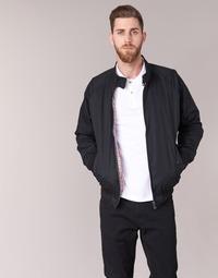 Textil Homem Jaquetas Ben Sherman HARRINGTON Preto