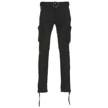Textil Homem Calça com bolsos Schott TR RANGER 70 Preto