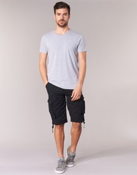 Textil Homem Shorts / Bermudas Schott TR RANGER 30 Preto
