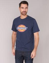 Textil Homem T-Shirt mangas curtas Dickies HORSESHOE TEE Marinho