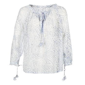 Textil Mulher Tops / Blusas See U Soon 7111084 Branco