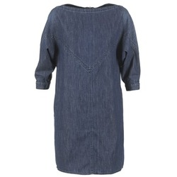 Textil Mulher Vestidos curtos Diesel DE CHOF Azul