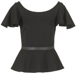 Textil Mulher Tops / Blusas Diesel T SONAI Preto