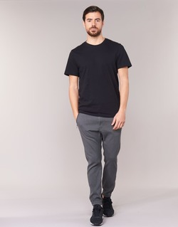Textil Homem Calças Diesel P BLACK Cinza