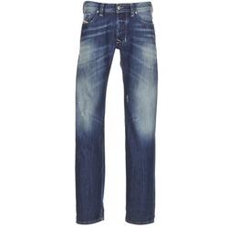 Textil Homem Calças Jeans Diesel LARKEE Azul