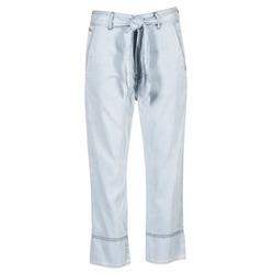 Textil Mulher Calças finas / Sarouels Diesel DE JAMA Azul