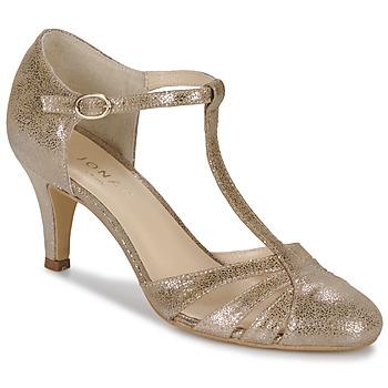 Sapatos Mulher Escarpim Jonak LAORA Prata