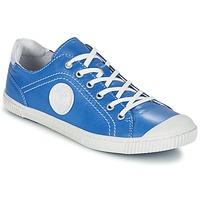 Sapatos Mulher Sapatilhas Pataugas BAHER F2C Azul