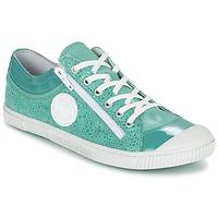 Sapatos Mulher Sapatilhas Pataugas BISK/BB F2C Turquesa