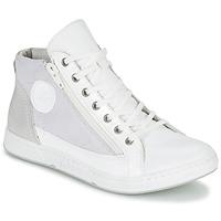 Sapatos Mulher Sapatilhas de cano-alto Pataugas JANE/BB F2C Branco