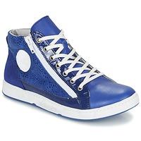 Sapatos Mulher Sapatilhas de cano-alto Pataugas JANE/BB F2C Azul