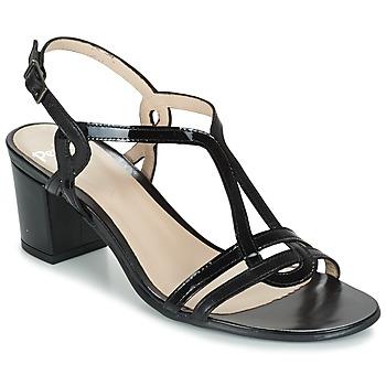 Sapatos Mulher Sandálias Perlato LOABINE Preto