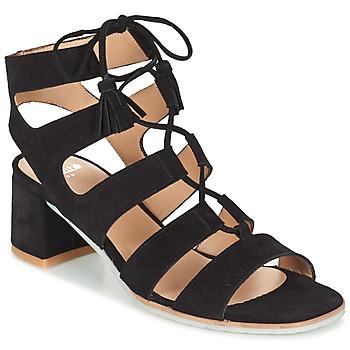 Sapatos Mulher Sandálias Perlato QUEZOKA Preto