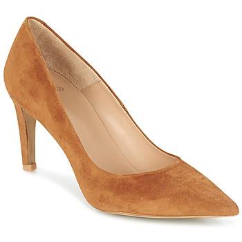 Sapatos Mulher Escarpim Perlato REVOUTE Camel
