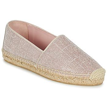 Sapatos Mulher Alpargatas Pretty Ballerinas GALASSIA Rosa