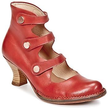 Sapatos Mulher Botins Neosens ROCOCO Vermelho