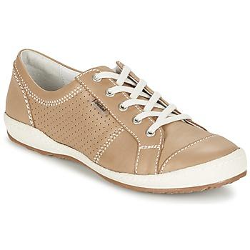 Sapatos Mulher Sapatilhas Josef Seibel CASPIAN Castanho