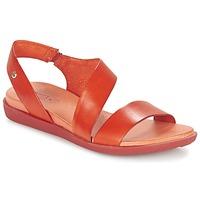 Sapatos Mulher Sandálias Pikolinos ANTILLAS W0H Vermelho