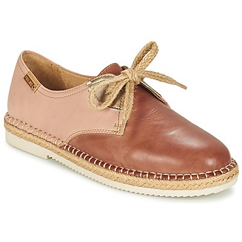 Sapatos Mulher Sapatos Pikolinos CADAMUNT W3K Castanho