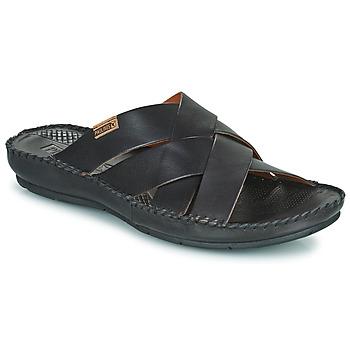 Sapatos Homem Chinelos Pikolinos TARIFA 06J Preto