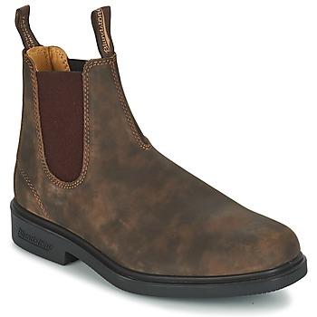Sapatos Botas baixas Blundstone COMFORT DRESS BOOT Castanho