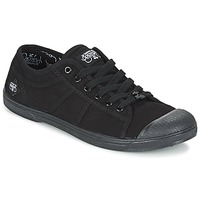 Sapatos Mulher Sapatilhas Le Temps des Cerises BASIC 02 Preto