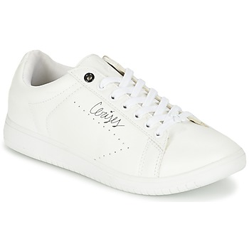 Sapatos Mulher Sapatilhas Le Temps des Cerises SACHA Branco