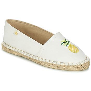 Sapatos Mulher Alpargatas Le Temps des Cerises CANCUN Branco
