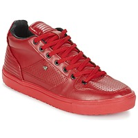 Sapatos Homem Sapatilhas de cano-alto Cash Money SUNDAY Vermelho