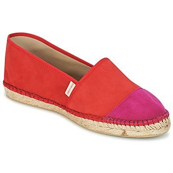 Sapatos Mulher Alpargatas Pare Gabia VP PREMIUM Vermelho / Rosa